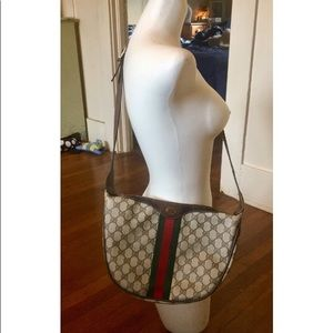 Gucci Supreme Ophedia Hobo Purse
